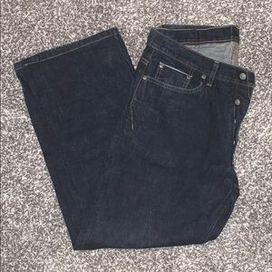 Kicking Mule Workshop Men's Dark Denim